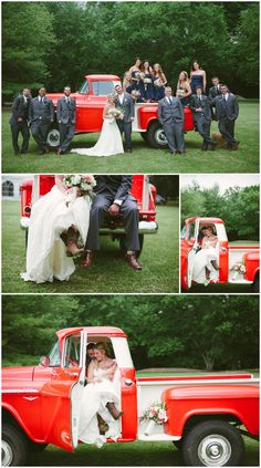 Vintage truck at your wedding. Bride and groom portraits with pick up truc. Vintage truck at your wedding. Bride and groom portraits with pick up truck. Always wanted to. Old Truck Photography, Wedding Photography Poses, Wedding Poses, Cute Wedding Ideas, Wedding Pictures, Chic Wedding, Wedding Bride, Wedding Shot, Wedding Rustic