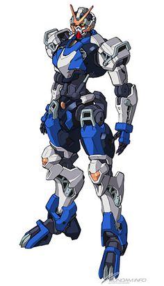GUNDAM GUY: Mobile Suit Gundam Try Age: Gundam Frame MS 'Gundam Dantalion'…