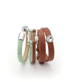 Bracelet vert marron Energetix