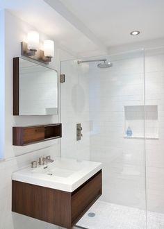 Fesselnd Contemporary Bathroom By Weil Friedman Architects
