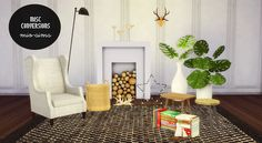 Sims 4 CC's - The Best: Objects & Furniture by Mio Sims