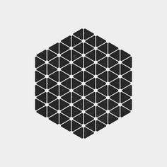 #FE15-117   A new geometric design every day.