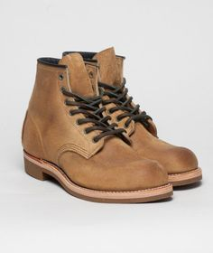 Red Wing // Munson Boot (Nigel Cabourn)