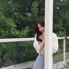 * ੈ‧₊˚ulzzang ❅ girls [ 〄 ] _gen. Cute Asian Girls, Beautiful Asian Girls, Beautiful People, Pretty Girls, Ulzzang Fashion, Korean Fashion, Ulzzang Style, Kim Na Hee, Uzzlang Girl