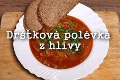Dršťková polévka z hlívy - Nejlepší u nás! Smoothies, Pork, Beef, Youtube, Smoothie, Pork Roulade, Pigs, Youtubers, Youtube Movies