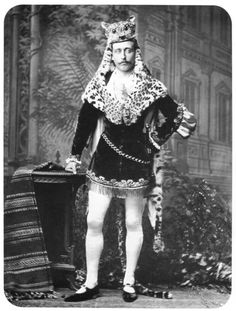 prince arthur | ... confronted with this portrait of Prince Arthur, Duke of Connaught