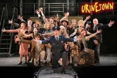 Urinetown, One of my favorite show's I've done. I would do it again in a heartbeat!