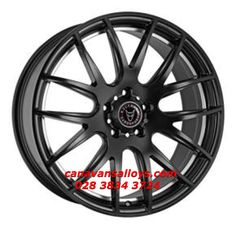 """How's about these for your VW Transporter then. 18"""" rims and tyres for £599.00+vat. 028 3834 3724.  That's a cracking deal folks. Black & polished and silver colours too."""