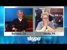 TV BREAKING NEWS An Ellen Viewer Gets a Shirtless Bartender - http://tvnews.me/an-ellen-viewer-gets-a-shirtless-bartender/
