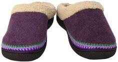 Isotoner Women's Fleece Contour Clog Slipper $24