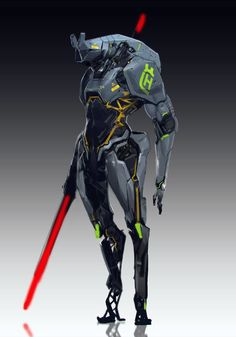 ArtStation - d-885, shinku kim