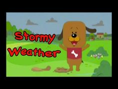 """Stormy Weather"" Children's Song.  Fun musical animation.    Animation by Rocket Fish Studios  Music Composed by Jon Brooks    YouTube Channel: http://www.youtube.com/jonbrookscomposer  Please comment, like, share and subscribe.  Thank you for your support.    LYRICS:    Uh Oh, Uh Oh!  A storm's a brewin'  Uh Oh, Uh Oh!  Here comes the rain    Watch out! Watch ..."