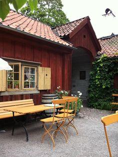 Skansen - good look for chicken coop.
