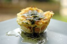 Baked Ricotta and Spinach