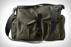 Filson x Magnum Camera Bags