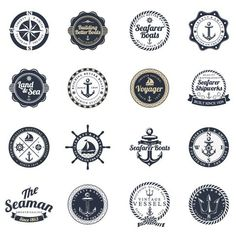 I love the look of all these logos. I am thinking about doing a similar logo to these.