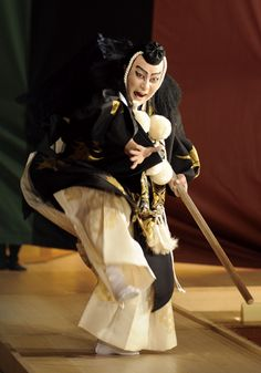 Kabuki actor, ICHIKAWA Danjuro XII (1946~2013): Known for playing masculine characters such as warriors from Japan's feudal era, Danjuro was the 12th kabuki actor in the Ichikawa family to use the stage name, taking on the title in 1985. He took part in the very first kabuki performance to be held at the Paris Opera House in 2007. 市川團十郎