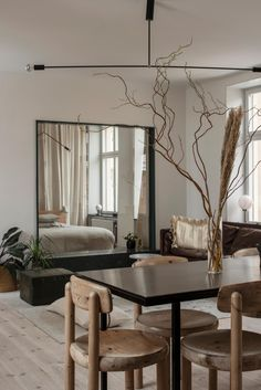 All Details You Need to Know About Home Decoration - Modern Condo Living, Home Living Room, Living Spaces, Home Interior Design, Interior Architecture, Interior Decorating, Hygge Home, Home Trends, Interior Inspiration