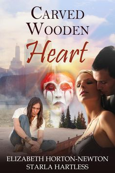 New Entry:  Cover Contest 2017: Carved Wooden Heart