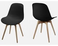 Krzesło Scramble czarne Actona 0000056233