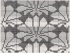 Орнамент* цветы .......................................: natalianis — LiveJournal Tapestry Crochet Patterns, Fair Isle Knitting Patterns, Fair Isle Pattern, Knitting Charts, Knitting Stitches, Sock Knitting, Vintage Knitting, Free Knitting, Filet Crochet Charts