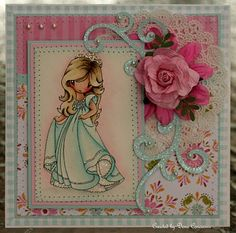 ScrapBook or room decor ideas for my future little princess