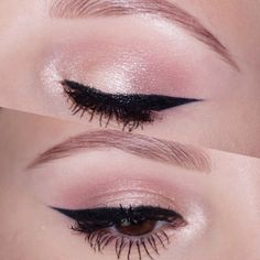 Andrea slays this cat eye effortlessly using her gifted DHC #JapaneseBeautySecrets Liquid Eyeliner EX! Define and line like an expert with this must-have. Products were gifted as part of the Preen.Me VIP Program together with DHC.