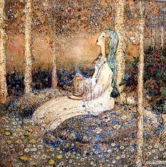 """Annie French """"In the Woods"""". Love"""