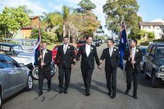 #men #groom #groomsmen #culture #Serbian #Australian #pride #MKphoto