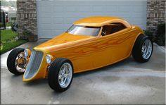 33 Roadster Speedstar..