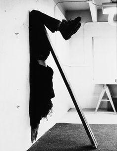 Charles Ray - Plank Piece I, [Peça de Apoio I], 1973.