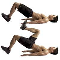 A core workout for men; I don't care if it just just for men! I'm doing this by far !