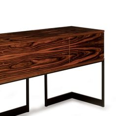 Wishbone Container - Container Sideboard Configuration, santos rosewood with…