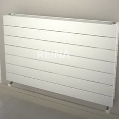Reina Flatco Desinger Radiator - Type The Designer Flatco from Reina enhances any home heating system. Buy Reina Flatco online with Free Delivery at Plumbhouse. Horizontal Designer Radiators, Home Heating Systems, Central Heating Radiators, Electric Radiators, Blinds, Curtains, Modern, Room, Furniture