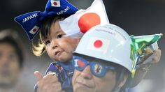 تماشاگران ویژه دیدار ژاپن و یونان گزارش تصويري World Cup BRAZIL 2014 [www.WorldCupIran.com]