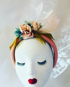 "Jen on Instagram: ""I'm designing with vintage and modern flowers I love mixing old and new 💐 One~Of~A~Kind~Handmade~In~Ireland…"" Old And New, Crowns, Ireland, Disney Princess, My Love, Disney Characters, Modern, Flowers, Handmade"