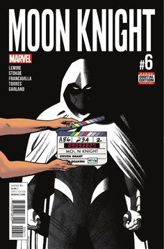 Preview: Moon Knight #6, Story: Jeff Lemire Art: Greg Smallwood Cover: Greg…