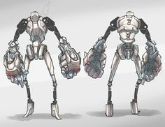 Mecha fist - Google 検索