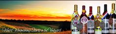 Massbach Ridge Winery - Visit Winery in Elizabeth Illinois or their tasting room Downtown Galena, Illinois