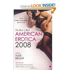 The last edition of Best American Erotica, after 15 years... the best of the best