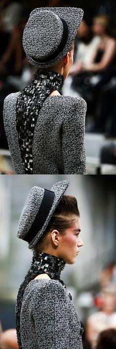 b7e7d569c46 Details ~ Chanel Autumn Winter 2013-14 Haute  Couture  PurelyInspiration