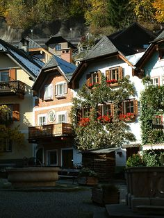 Hallstadt, Austria *Been there, done that!(: