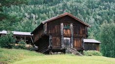 Norwegian storehouse