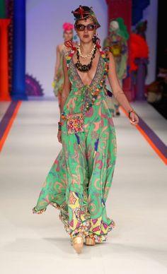 Camilla Australian Fashion Week 2012 S/S