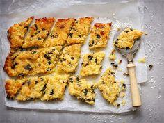Lakritsi-kookosruudut Sweet Pie, Something Sweet, Cake Pops, Mashed Potatoes, Biscuits, Sweet Tooth, Dairy, Coconut, Healthy Recipes