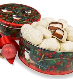 Delicious #Coconut #Snowballs @Popcorn Factory @29.99
