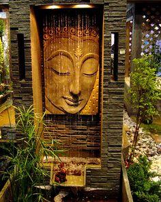 Buddha~fountain
