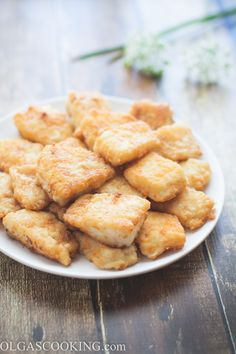 I'm so excited to share this recipe of Pan Fried Swai with you all! These fish pieces are so light and fluffy, like a pillow, when you just take it out of the pan!