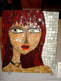 Maggie #Mosaic By Jackie Gran