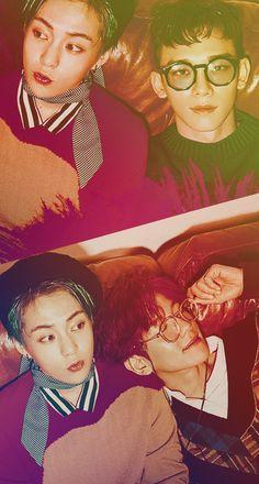 EXO CBX Hey MAMA Wallpaper  #Exo #CBX #HeyMama #Chen #Xiumin #Baekhyun  via http://www.kpopwallpaper.net/exo-cbx-wallpaper/
